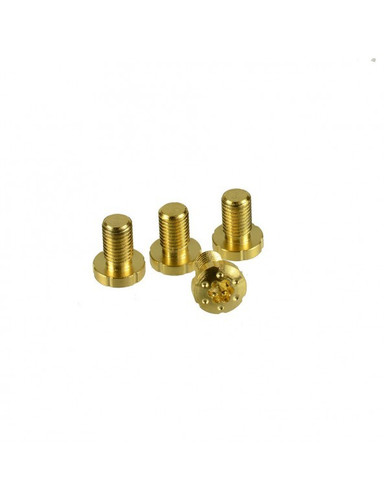 Strike Industries 1911 Torx Grip Screws True 24K Gold Coating 1911TS-GC Springfield Armory Kimber Sig Sauer Dan Wesson