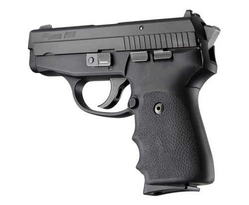 Hogue SIG Sauer P239 Rubber Grip With Finger Grooves Black 31000 0743108310007 Pistol Handgun