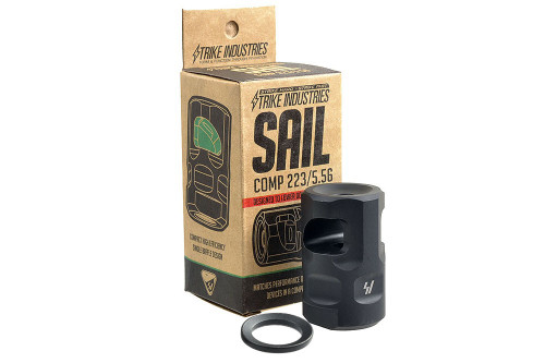 Strike Industries AR-15 Sail Comp .223 5.56 1/2x28 SAIL-COMP-223 708747545760 AR 15 AR15
