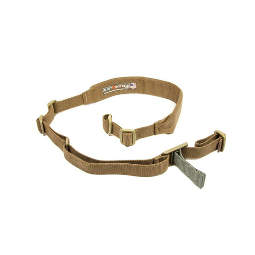 Blue Force Gear Larry Vickers Padded Two Point Sling Coyote Brown VCAS-200-OA-CB  0814520015266 CB