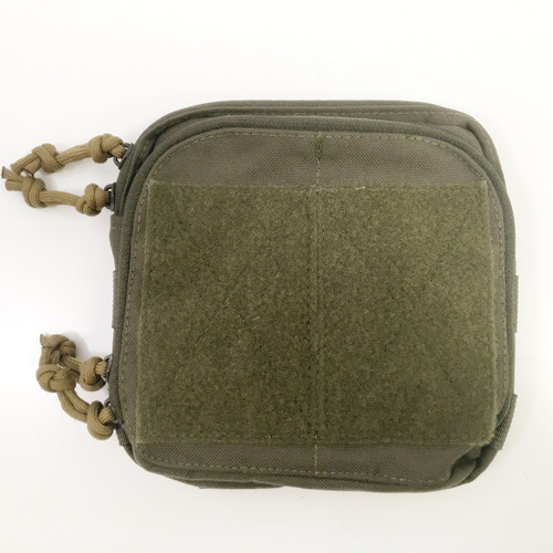 Mil-Spec Monkey Stealth Utility Admin Pouch Ranger Green 003-RANGER MSM OD MOLLE