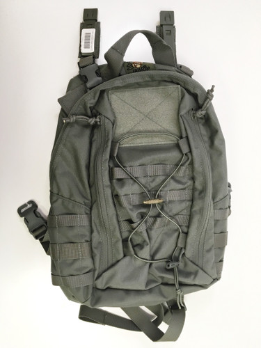 MSM Mil-Spec Monkey Adapt Pack Backpack Foliage Green 001-FOLIAGE MOLLE PALS Webbing