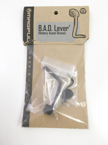 Magpul BAD Lever Extended Bolt Catch AR-15 Aluminum Black
