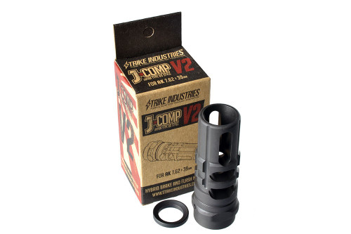 Strike Industries SI J-Comp Japan Type 89 Style 2.0 V2 Comp 7.62x39 JComp-022 708747545722