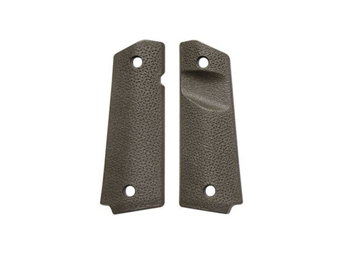 Magpul 1911 Polymer Grip Panels TSP Olive Drab Green MAG544-ODG ODG OD 873750004754 .45ACP .45