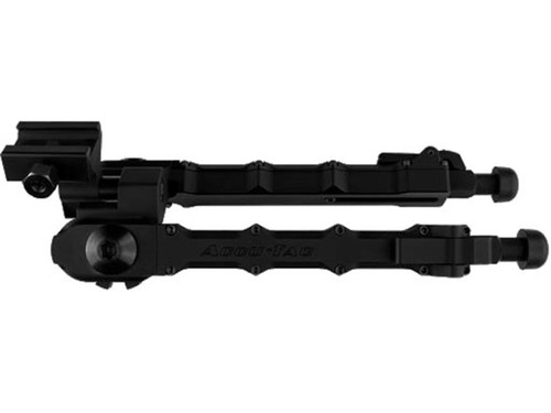 Accu-Tac SR-5 Picatinny Rail Mount Small Rifle Bipod Black Aluminum SRB-0500 858520006022