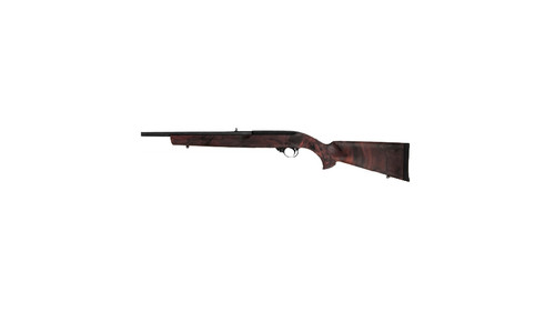 Hogue Ruger 10/22 Red Lava Rubber OverMolded Stock Standard Barrel .22LR 22002 	743108220023