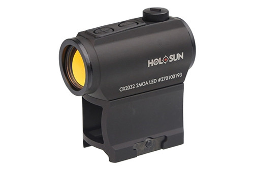 Holosun Paralow 2 MOA Red Dot Sight 1/3 Co-Witness HS403A 760921087305