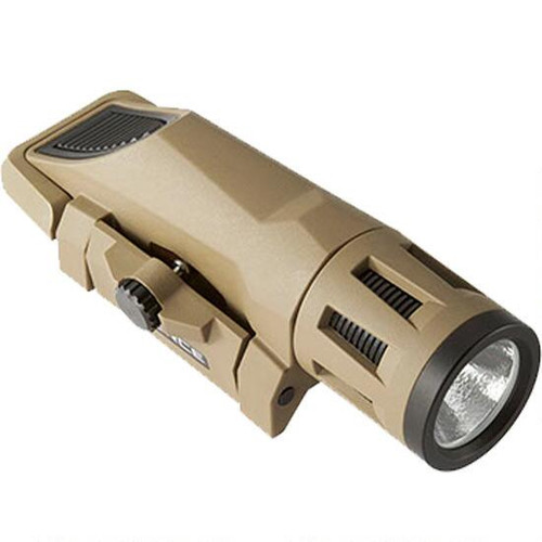 Inforce Weapon Mounted Light White 400 Lumen LED - IR Infrared FDE Flat Dark Earth WML Flashlight W-06-2 0671192601384