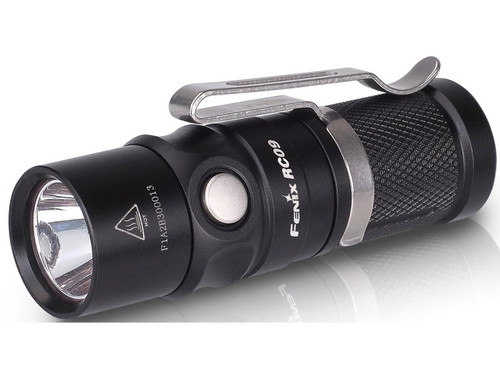 Fenix RC09 Flashlight 550 Lumen LED 16340 Li-ion Micro-USB Rechargeable EDC FX-RC09 6942870303758