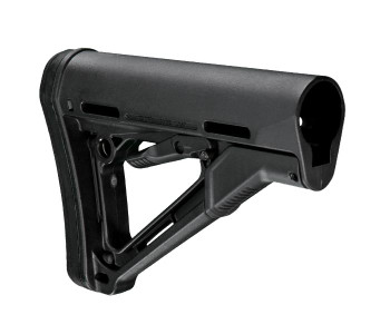 Magpul CTR Carbine Stock Commercial Spec Black MAG311-BLK