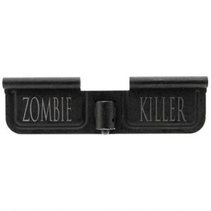 Spike's Tactical Ejection Port Door w/Zombie Killer Engraving SED7007