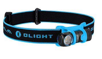 Olight H1 Nova 500 Lumen LED Headlamp Pocket Flashlight Combo H1  6926540907248 Clip
