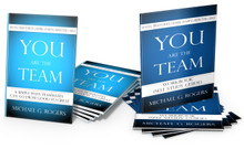 Teamwork Package—You Are the Team Book and Workbook Package.