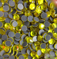 CITRINE Yellow 3mm 10ss Premium Quality Loose Hotfix Rhinestone