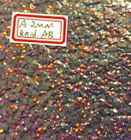 AB RED 2mm 6ss Premium quality Loose Hotfix Rhinestone