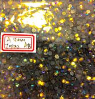AB TOPAZ 4mm 16ss Premium quality Loose Hotfix Rhinestone