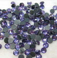 Tanzanite (Light Purple) 3mm 10ss Premium Quality Loose Hotfix Rhinestone