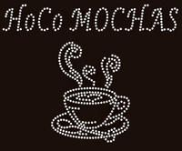 Hoco Mochas - Custom Order Rhinestone transfer