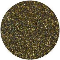 Black Gold Glitter Vinyl Sheet Heat Transfer