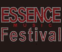 Essence Music Festival - custom order Rhinestone Transfer