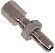 Mikuni Cable Adjuster: Straight
