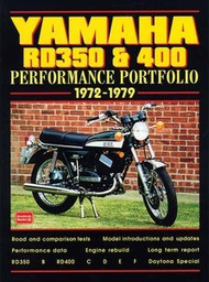 The best book available on the early RD350 and 400!
