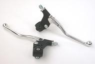 Magura Levers & Duo 314 Throttle