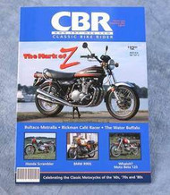 CBR #1 Magazine