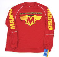 Red Maico Jersey