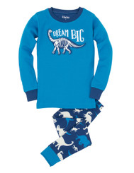Hatley Dream Big Applique Print Pyjamas
