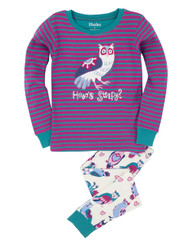 Hatley Happy Owls Applique Pyjamas