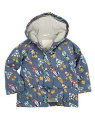 Hatley Retro Rockets Raincoat
