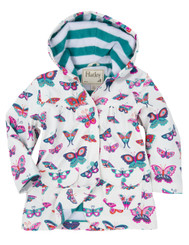 Hatley Electric Butterflies Raincoat