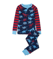 Hatley Dinosaur Herd Organic Cotton Pyjama Set