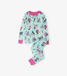 Hatley Underwater Kingdom Long Sleeve PJ set