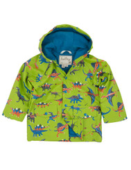 Hatley Dinos Raincoat sizes 6-12mths only