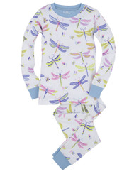 Hatley Dragonflies Allover Print PJ Set (Sizes 12 only)