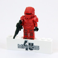 Red Galaxy Trooper