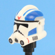 Printed Phase 2 Helmet - 501st Rocket