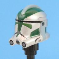 Printed Phase 2 Helmet - Commander Gree (Camo)