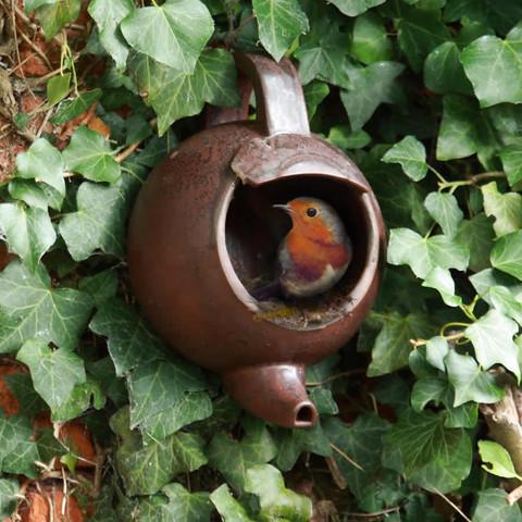 Mr Middleton Ceramic Teapot Nest