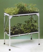 Galvanised Seed Tray Stand