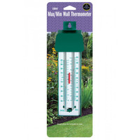 Lidded Max/Min Wall Thermometer