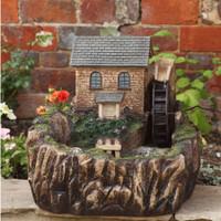 Garden Water Mill