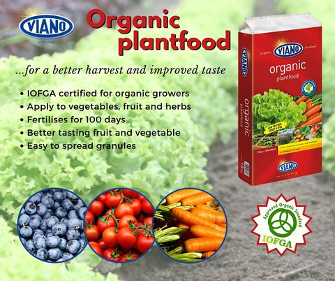 Viano Organic Plantfood