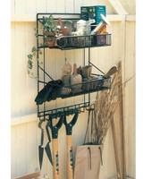 Shed Storage Rack