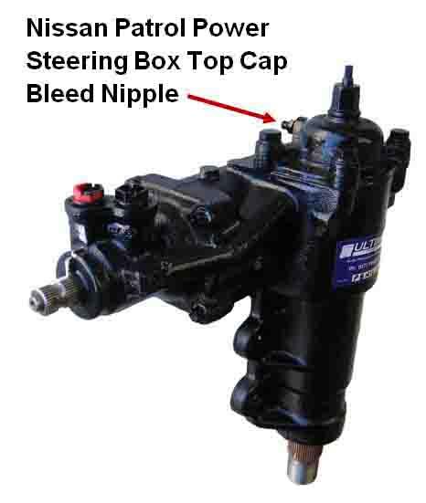 nissan-patrol-gq-power-steering-box-top-cap-bleed- Pontiac Aztek Wiring Diagram Ac on g6 stereo, straight eight, grand prix monsoon amp, vibe starter,