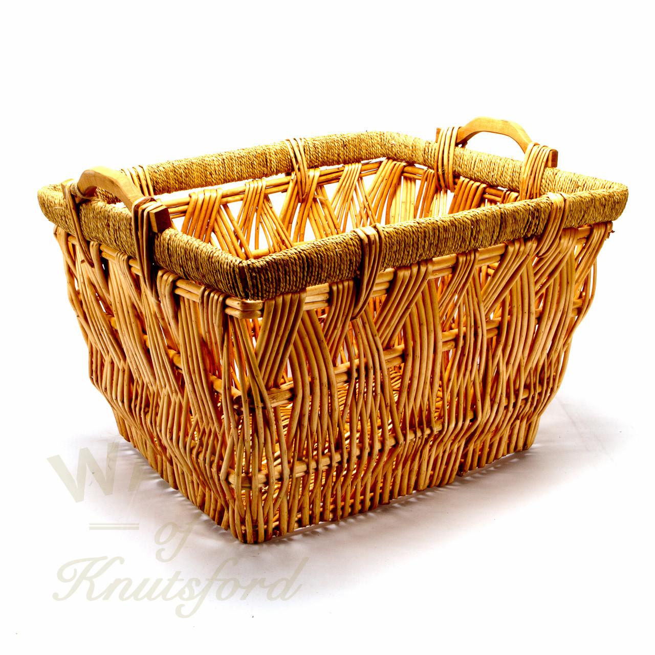 wicker baskets