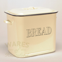 Slighty Chipped Falcon Bread Bin 4 Loaf